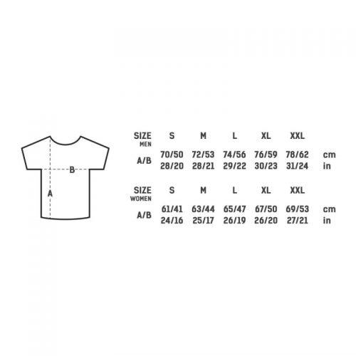 merchandise-t-shirt-maten-tabel
