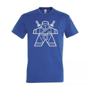 merchandise-t-shirt-ninja-royal-blue