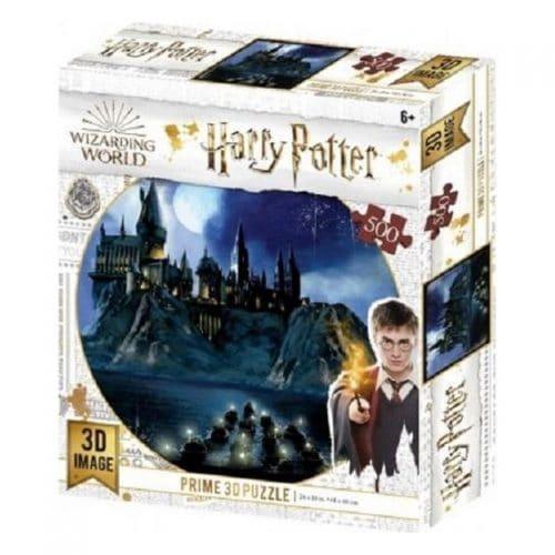 puzzel-3d-puzzel-harry-potter-ford-anglia-500-stukjes