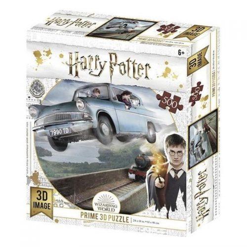 puzzel-3d-puzzel-hogwarts-500-stukjes
