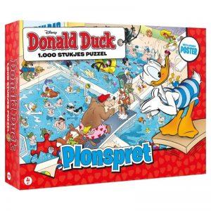 puzzel-donald-duck-5-plonspret-1000-stukjes