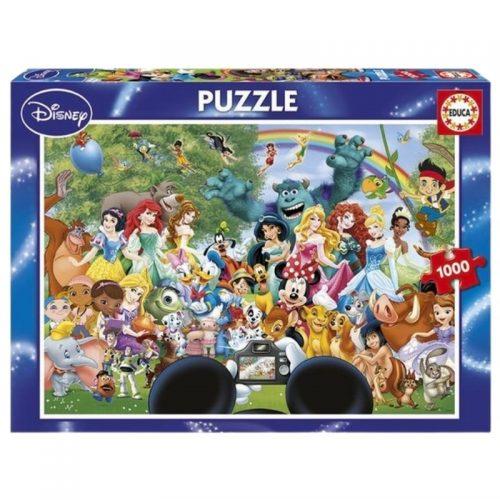 puzzel-educa-the-marvellous-world-of-disney-ii-1000-stukjes