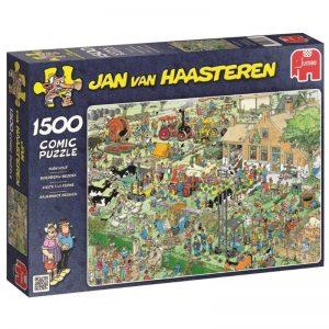puzzel-jan-van-haasteren-boerderij-bezoek-1500-stukjes