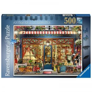 puzzel-ravensburger-antiek-en-curiosa-500-stukjes