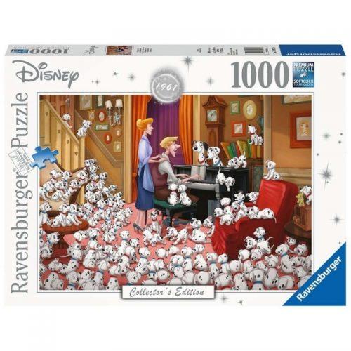puzzel-ravensburger-disney-101-dalmatiers-1000-stukjes