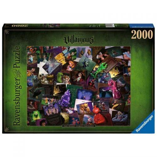 puzzel-ravensburger-disney-villainous-all-villains-2000-stukjes