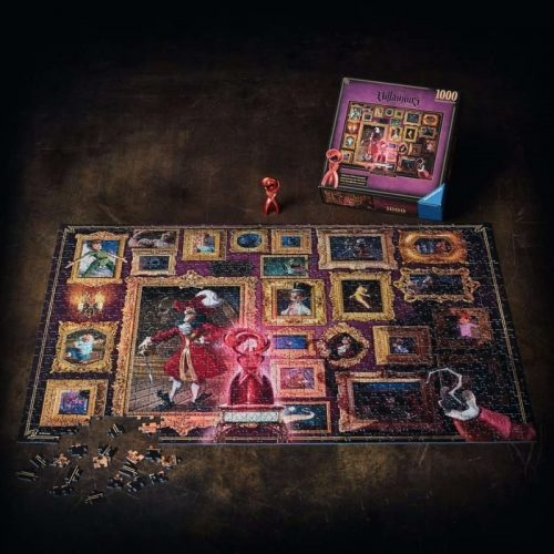 puzzel-ravensburger-disney-villainous-captain-hook-1000-stukjes (2)