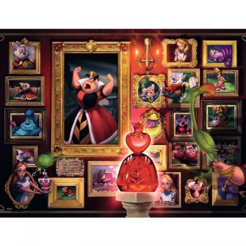 puzzel-ravensburger-disney-villainous-queen-of-hearts-1000-stukjes (1)