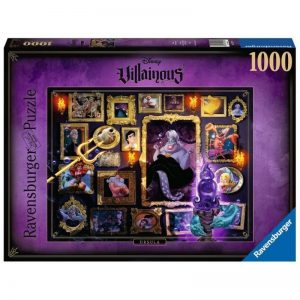puzzel-ravensburger-disney-villainous-ursula-1000-stukjes