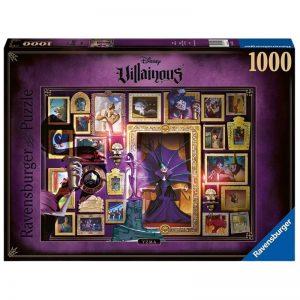 puzzel-ravensburger-disney-villainous-yzma-1000-stukjes