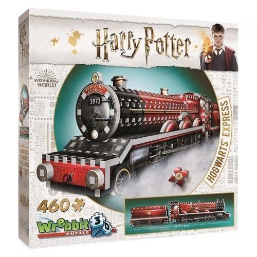 puzzel-wrebbit-3d-puzzel-harry-potter-hogwarts-express-460-stukjes(1)