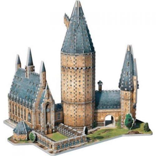 puzzel-wrebbit-3d-puzzel-harry-potter-hogwarts-great-hall-850-stukjes (1)