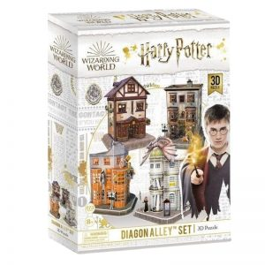 puzzels-3d-puzzel-harry-potter-diagon-alley-set-272-stukjes