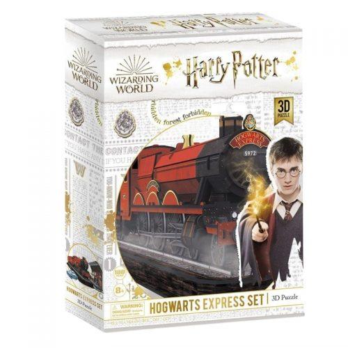 puzzels-3d-puzzel-harry-potter-hogwarts-express-197-stukjes