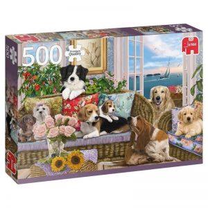 puzzels-jumbo-furry-friends-500-stukjes