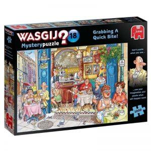 puzzels-wasgij-mystery-18-een-snelle-hap-1000-stukjes
