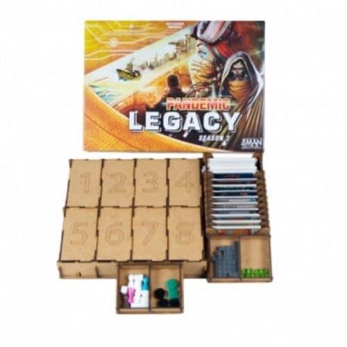 bordspellen-accessoires-e-raptor-houten-insert-pandemic-legacy-seizoen-1-of-2