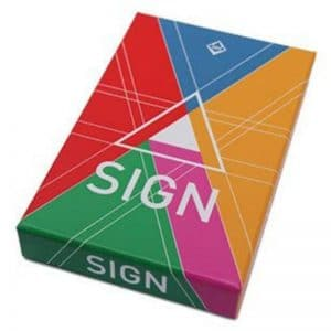 kaartspellen-sign