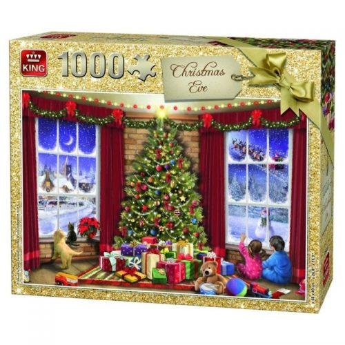 legpuzzel-christmas-eve-1000-stukjes