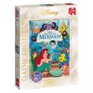 legpuzzel-disney-classic-collection-the-little-mermaid-1000-stukjes