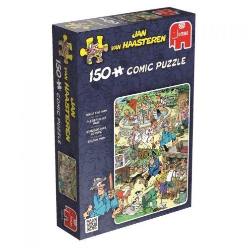 legpuzzel-jan-van-haasteren-plezier-in-het-park-150-stukjes
