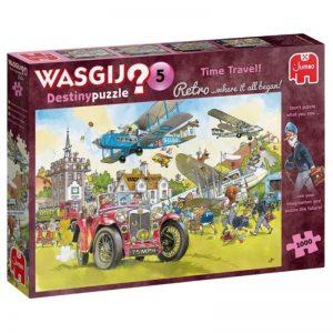 puzzel-wasgij-retro-destiny-5-tijdreizen-1000-stukjes