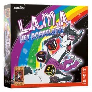 dobbelspellen-lama-het-dobbelspel