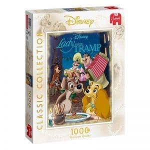 legpuzzel-disney-classic-collection-lady-and-the-tramp-1000-stukjes