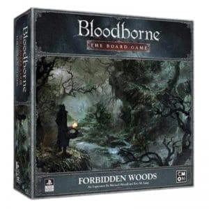 bordspellen-bloodborne-the-board-game-forbidden-woods-uitbreiding