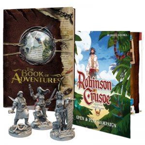 bordspellen-robinson-crusoe-upgrade-pack-the-book-of-adventures-uitbreiding