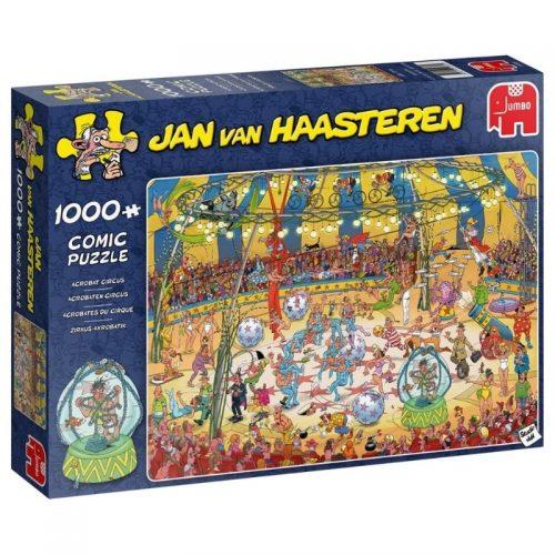 legpuzzel-jan-van-haasteren-acrobaten-circus-1000-stukjes