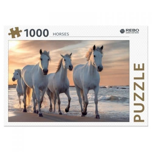 legpuzzel-rebo-horses-1000-stukjes