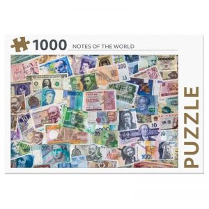 legpuzzel-rebo-notes-of-the-world-1000-stukjes