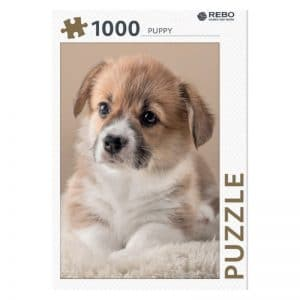 legpuzzel-rebo-puppy-1000-stukjes