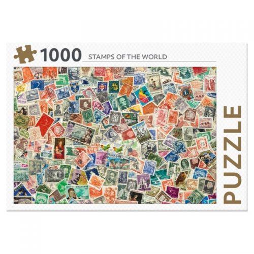 legpuzzel-rebo-stamps-of-the-world-1000-stukjes