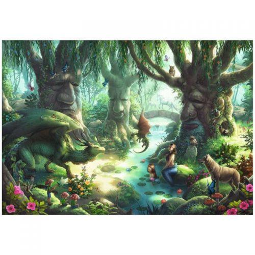 escape-room-spellen-escape-puzzle-kids-magic-forest