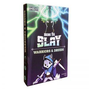 kaartspellen-here-to-slay-warriors-and-druids