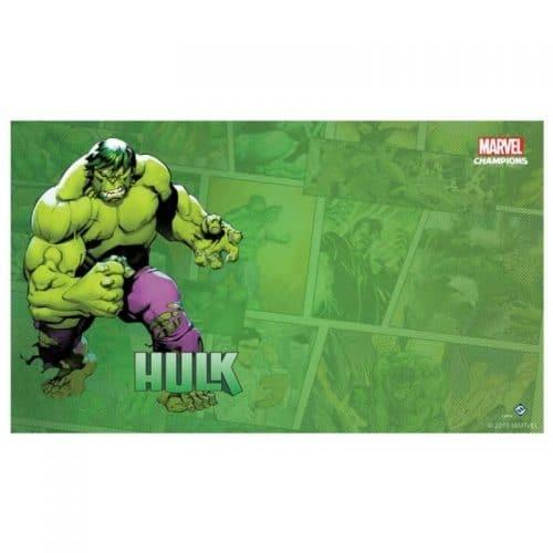bordspel-accessoires-marvel-champions-lcg-hulk-playmat