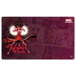 bordspel-accessoires-marvel-champions-lcg-scarlet-witch-playmat