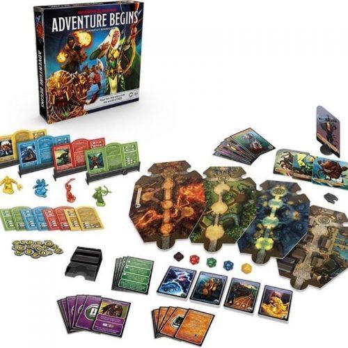 bordspellen-dungeons-and-dragons-adventure-begins
