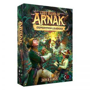 bordspellen-lost-ruins-of-arnak-expedition-leaders