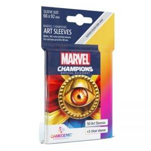 bordspel-sleeves-board-game-sleeves-marvel-champions-doctor-strange-66-x-91-mm (2)
