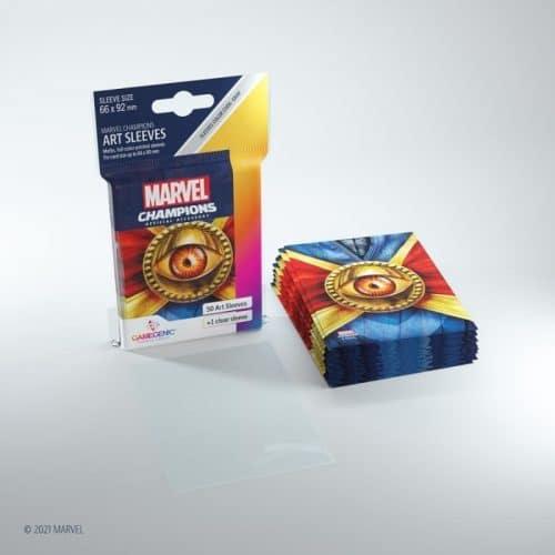 bordspel-sleeves-board-game-sleeves-marvel-champions-doctor-strange-66-x-91-mm