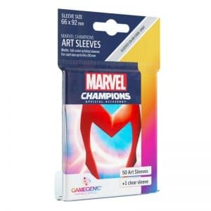 bordspel-sleeves-board-game-sleeves-marvel-champions-scarlet-witch-66-x-91-mm