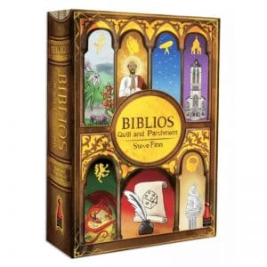 bordspellen-biblios-quill-and-parchment