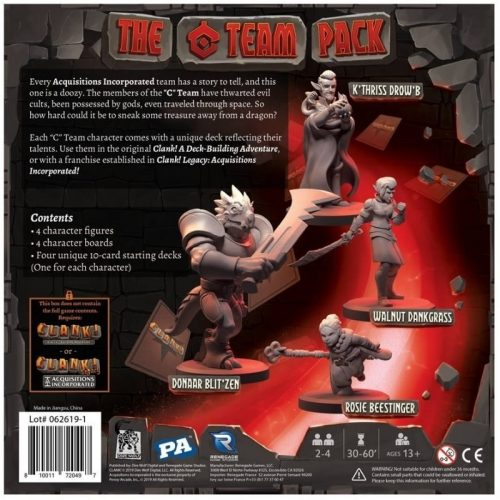 bordspellen-clank-legacy-acquisitions-incorporated-the-c-team-pack
