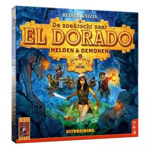 bordspellen-de-zoektocht-naar-el-dorado-helden-demonen