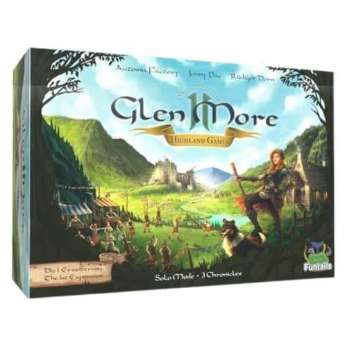bordspellen-glen-more-II-hignland-games-uitbreiding