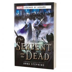 boeken-marvel-legends-of-asgard-the-serpent-and-the-dead