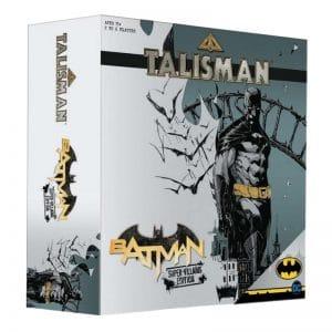 bordspellen-talisman-batman-super-villains-edition